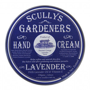 Scully's Gardener's Hand Cream Tin