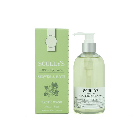 Scully's Shower and Bath Wash Assorted