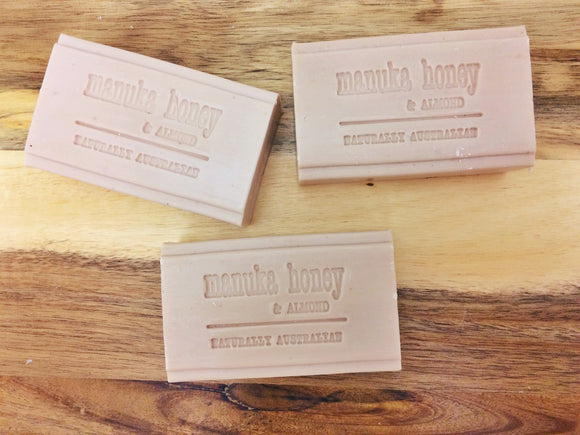 Superfoods Botanical Soap- Manuka & Almond.