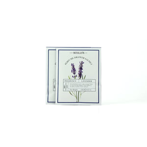 Scully's Lavender Twin Sachet