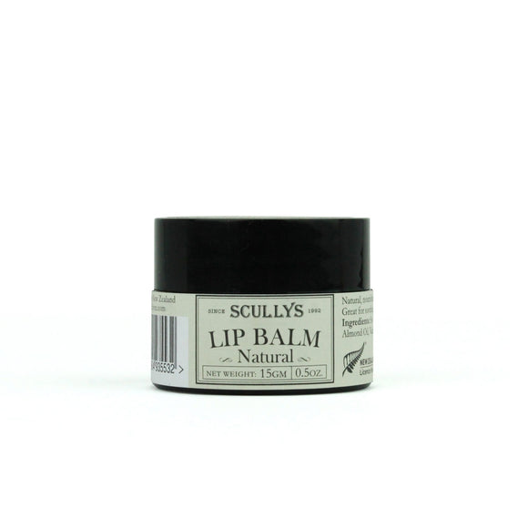 Scully's Natural Lip Balm