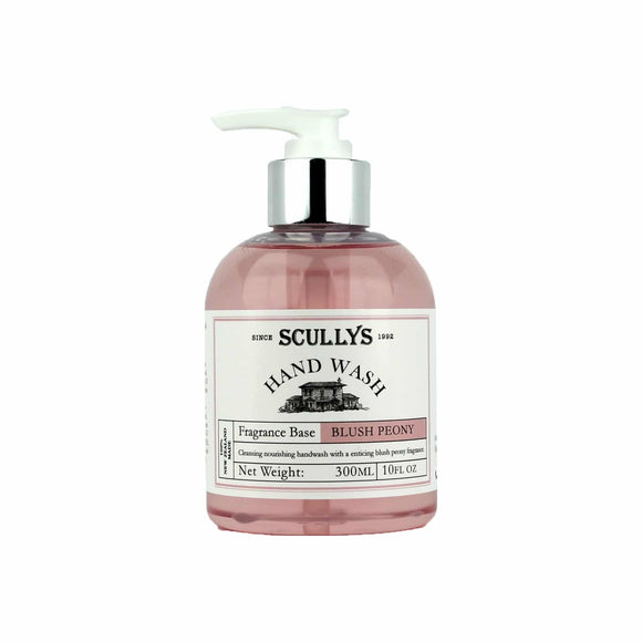 Scully's Blush Peony Hand Wash