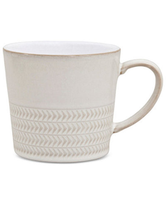 Denby Canvas Textured Mug