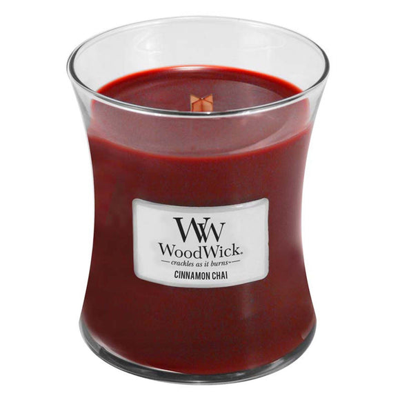 Woodwick Cinnamon Chai - Mini