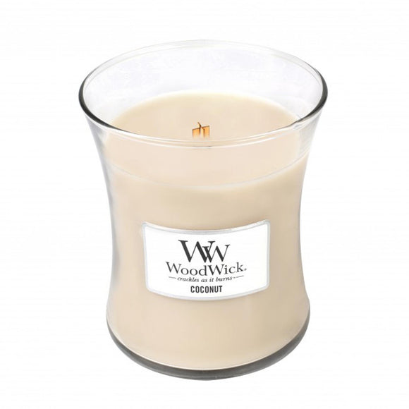 Woodwick Coconut- Medium