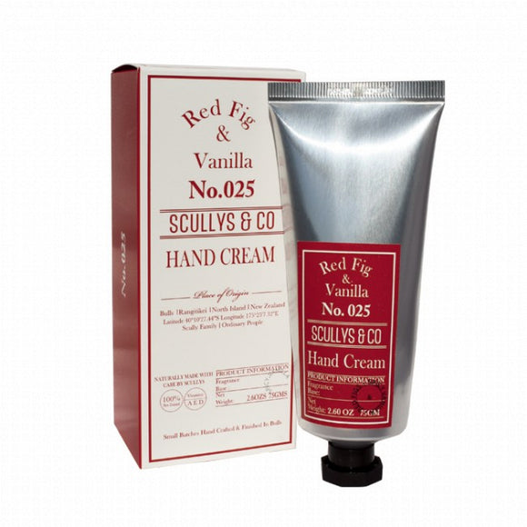 Scully's Red Fig & Vanilla Hand Cream