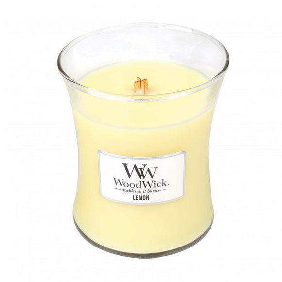 Woodwick Lemon - 2 Sizes