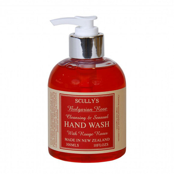 Scully's Bulgarian Rose Handwash