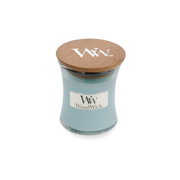Woodwick Sea Salt & Cotton Mini