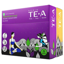 Load image into Gallery viewer, Green Tea Combo Tulsi and Ginger Pack of 25