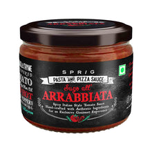 Load image into Gallery viewer, Arrabbiata Pasta and Pizza Sauce, 325g