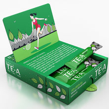 Load image into Gallery viewer, TE.A 100% Green Tea - Pack of 25, 12.5 g