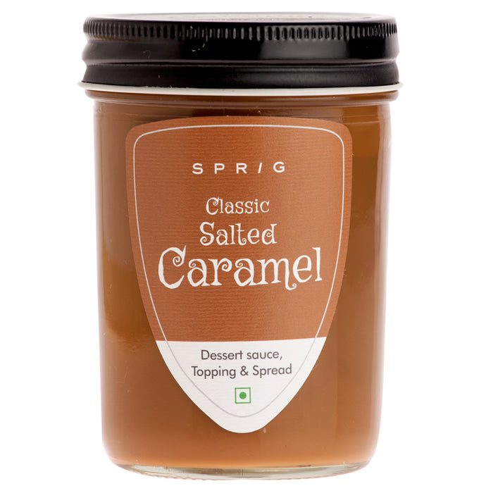 Classic Salted Caramel, 290 g