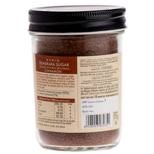 Load image into Gallery viewer, Demerara Sugar infused with Real Sri Lankan Cinnamon, 175 g