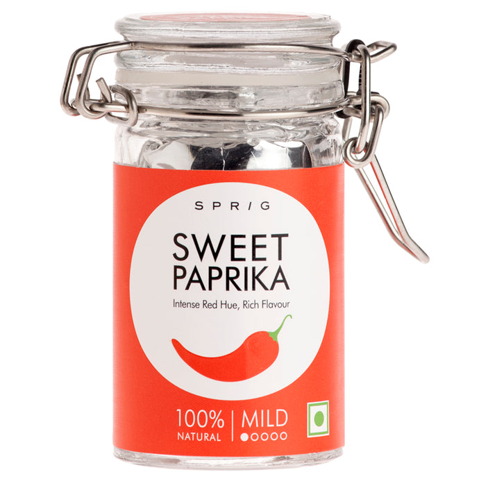 Sweet Paprika - Jar, 30 g