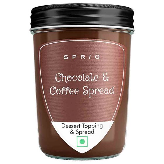 Chocolate and Coffee Spread, 290 g