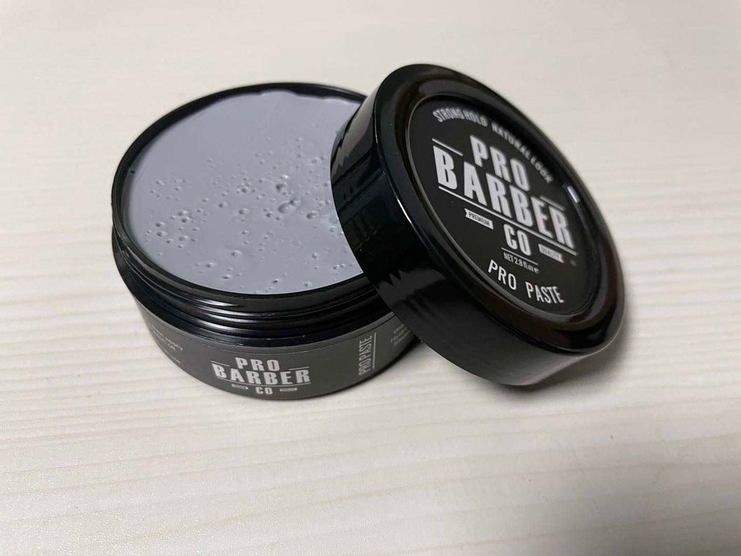 Pro Paste.  High hold matte finish