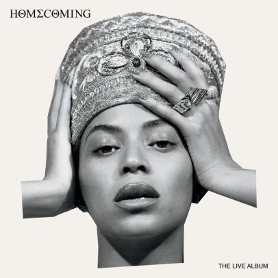 BEYONCE HOMECOMING: THE LIVE ALBUM VINYL