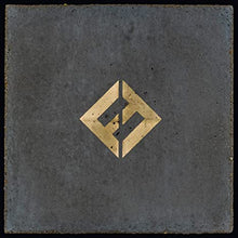 Load image into Gallery viewer, FOO FIGHTERS CONCRETE AND GOLD VINYL LP