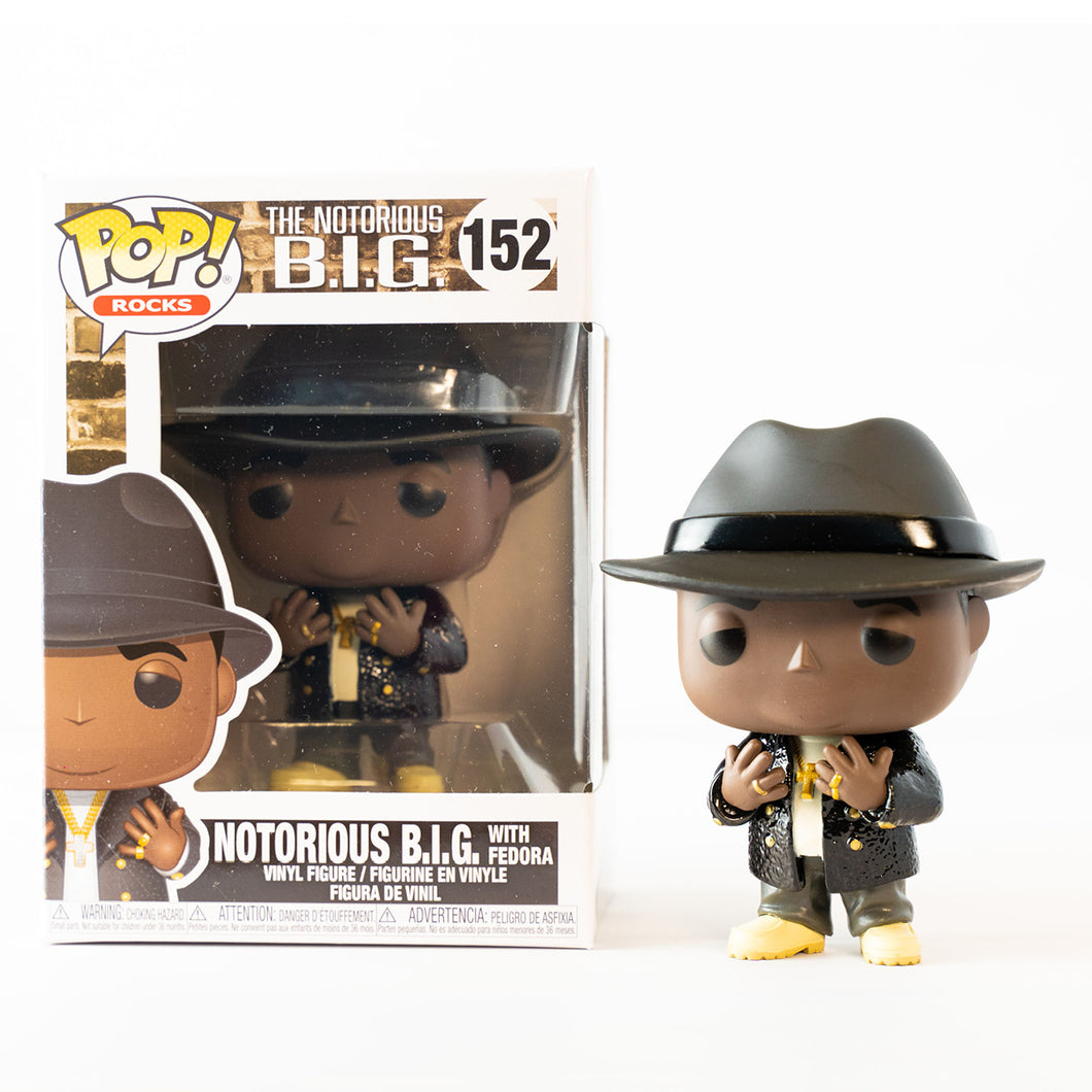 FUNKO POP! ROCKS: BIGGIE- NOTORIOUS B.I.G.