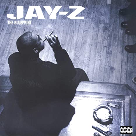 JAY-Z THE BLUEPRINT VINYL LP