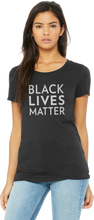 Load image into Gallery viewer, BLM ARTIST LADIES T-SHIRT