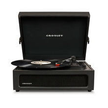 Load image into Gallery viewer, VOYAGER TURNTABLE - BLACK