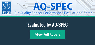 AQ-SPEC Evaluation for Airlink Air Quality Monitor