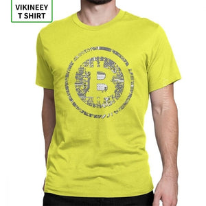 Bitcoin T Shirt Cryptocurrency