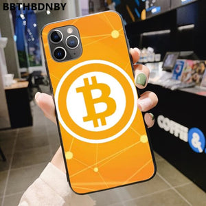 Bitcoin Phone Cases For iPhone