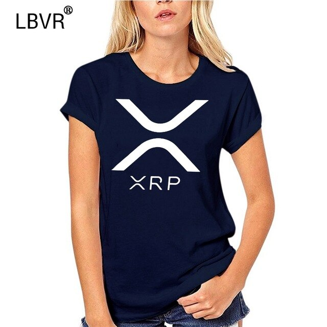 XRP Cryptocurrency T-Shirt