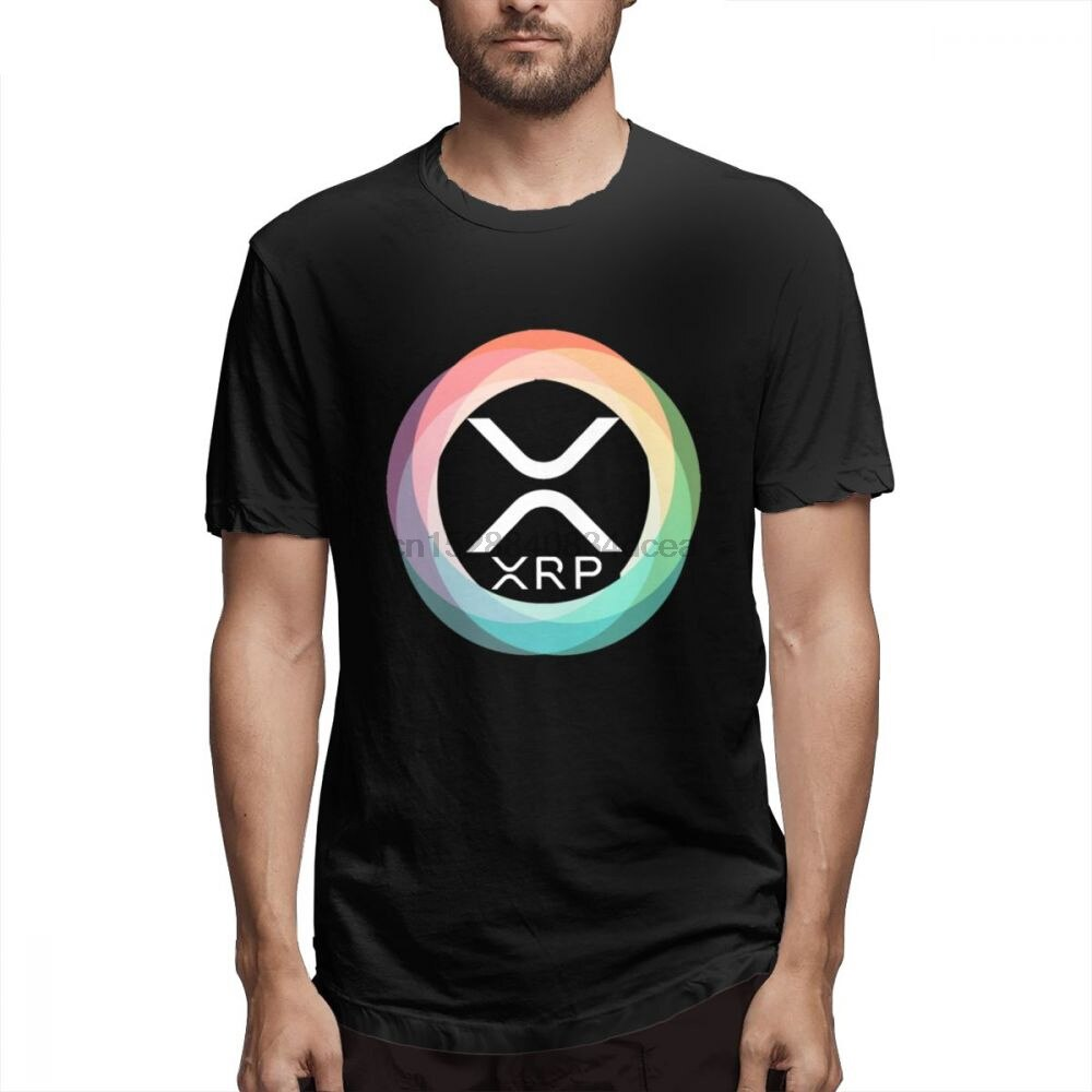 New Arrival Ripple Coin XRP T-Shirt