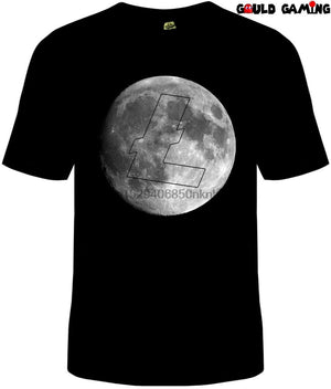 Litecoin To The Moon T-Shirt