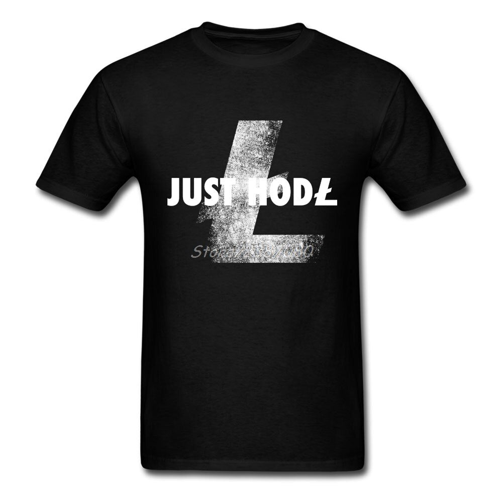 Just HODL Litecoin T-Shirt