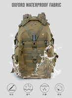 Tactical Backpack Camouflage Style