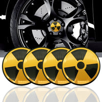 4pcs rim stickers. For your wheels!