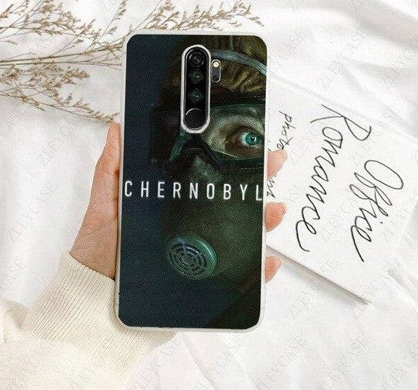 Chernobyl phone cover for Xiaomi