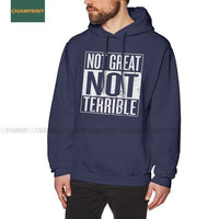 Not Great Not Terrible Chernobyl Hoodie
