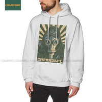Chernobyl-styled Hoodie, perfect for winter.
