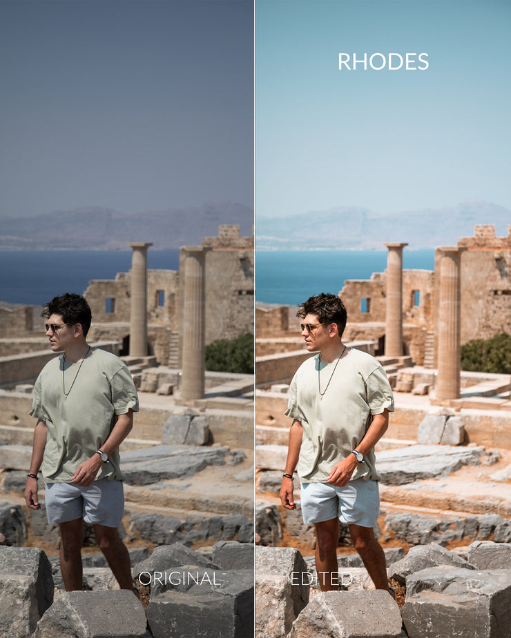 Greek Islands Collection - johnvarpresets