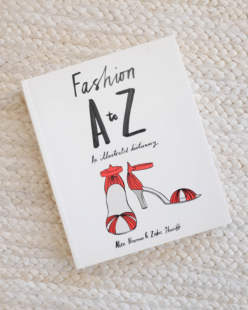 Fashion A to Z Handbook