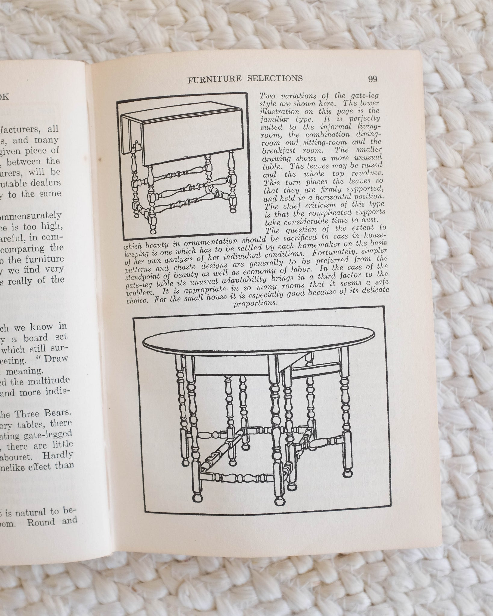 1920s Interior Design Guide Book
