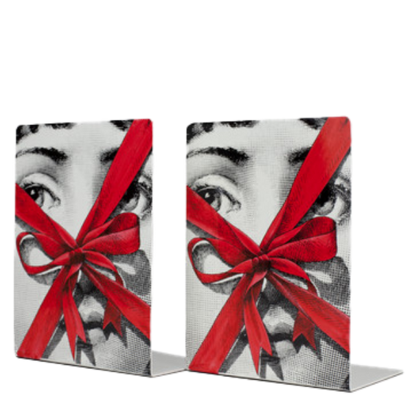 Bookends Gift Tema e Variazioni black/white/red