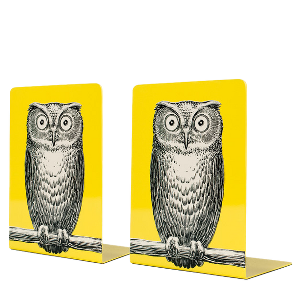 Bookends Civetta Yellow
