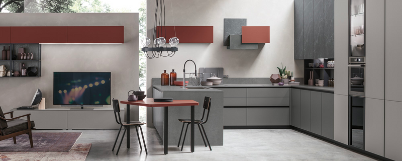 Metropolis Stosa Kitchen