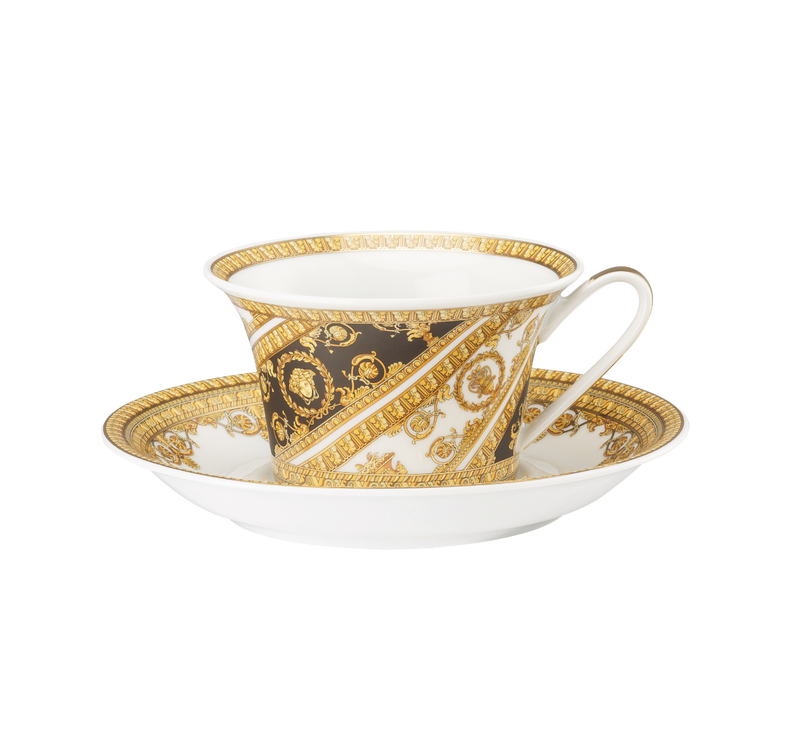 I LOVE BAROQUE CUP & SAUCER