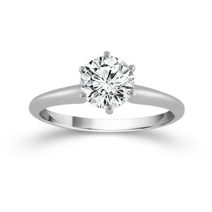 2.07CT Diamond Solitaire