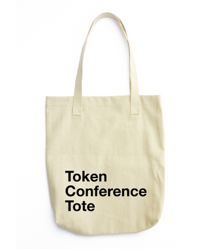 Token Conference Tote