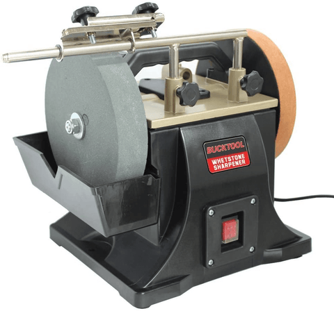 Bucktool | SCM8080 8-Inch Two-Direction Water Cooled Wet and Dry Sharpener SCM8080