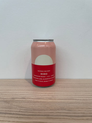 Matron Fine Beer - Bobo (355mL)
